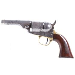 Colt Model 1862 Police Conversion .36 Cal Revolver