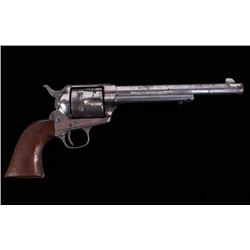 Colt Single Action Army Revolver w/ Factory Letter