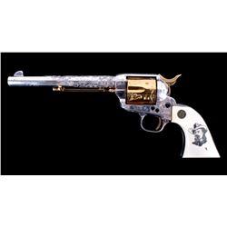 Colt Buffalo Bill Winchester Museum 44-40 Revolver