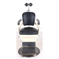 Ritter Imperial Columbia Dentist Barber Chair 1900