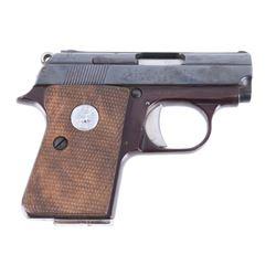 Colt Automatic .25ACP Pistol c.1971