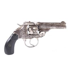 Iver Johnson Safety .32 S&W Revolver