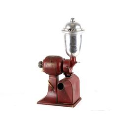 Holwick Electric Cast Iron Coffee Grinder c.1910