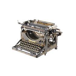 Underwood Standard Typewriter No.5 Circa 1917