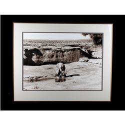 Steve Snyder Indian Woman Limited Photo 11/75 1988