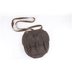U.S. Military Cavalry Leather Single Haversack