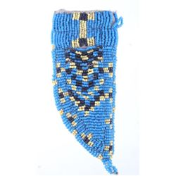 Crow Chief John Grey Bull Beaded Sheath 1915-1930