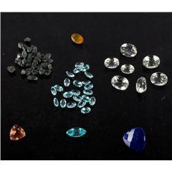 32 Cts Collection of Loose Precious Gemstones
