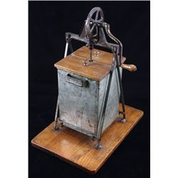 Early 1900's Hand Crank Butter Churn