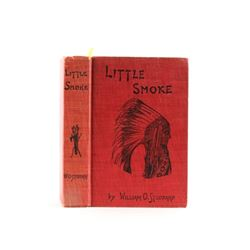 1923 Copy of Little Smoke by William O. Stoddard