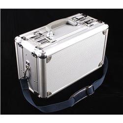 Aluminum Combination Pistol Compartment Lock Box