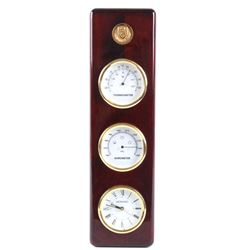 Ducks Unlimited Weather Station & Wall Clock