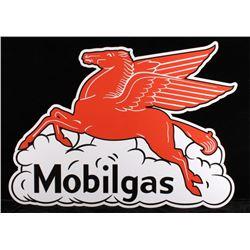 Mobilgas Pegasus Advertising Sign