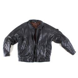 Russian Chojrowske Number 3 Leather Jacket