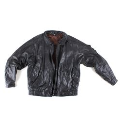 Russian Chojrowske Number 3 Leather Jacket