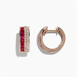 """Effy """"Velvet"""" earrings"""