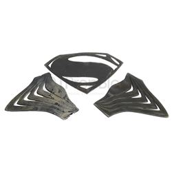 Man of Steel Chest and Costume Glyphs