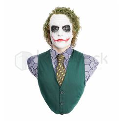 The Dark Knight Joker Replica Bust