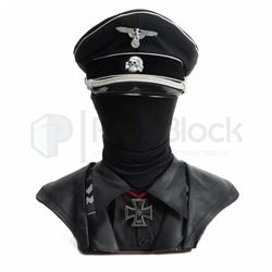 Hellboy Klaus Werner von Krupt Hat & Medal Display
