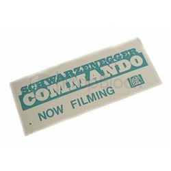 Commando Crew Placard
