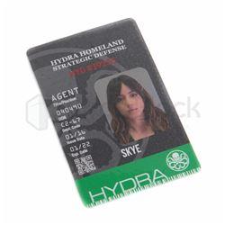Agents of S.H.I.E.L.D. Sky Hydra ID Card