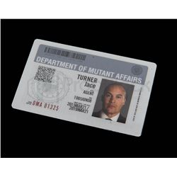 The Gifted Jace Turner D.M.A. ID Card
