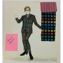 Austin Powers: The Spy Who Shagged Me (1999) - Austin Powers Rainbow Suit Costume Design