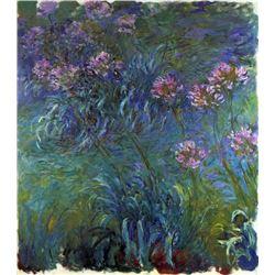 Claude Monet - Jewelry Lilies
