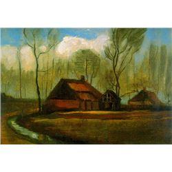 Van Gogh - Among Trees