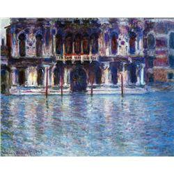 Claude Monet - Palazzo # 2
