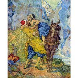 Van Gogh - The Good Samaritan