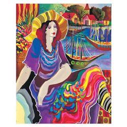 Lady by the Bayside by Govezensky, Patricia