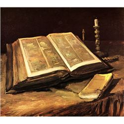 Van Gogh - Still Life With Bible