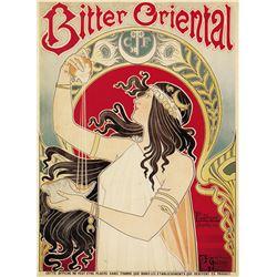 Privat Livemont - Bitter Oriental