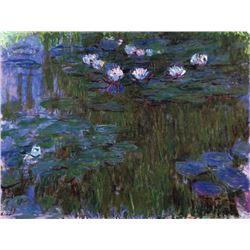 Claude Monet - Water Lillies # 3