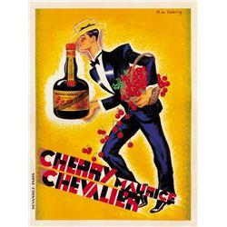 Roger De Valerio - Cherry Chevalier