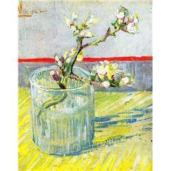 Van Gogh - Almond Blossom Branch