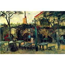 Van Gogh - Terrace Of A Cafe