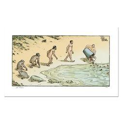 Evolution Trash by Bizarro