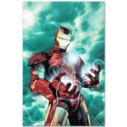 Iron Man Legacy #2 by Marvel Comics