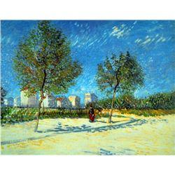 Van Gogh - Outskirts
