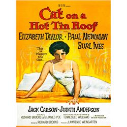 Reynold Brown - Cat on a Hot Tin Roof