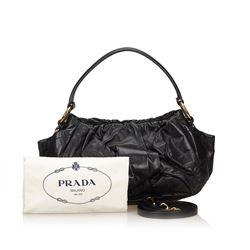 Prada Leather Handbag