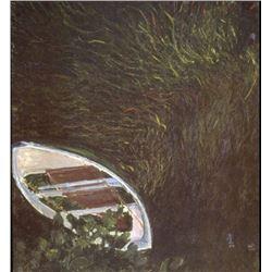 Claude Monet - The Boat