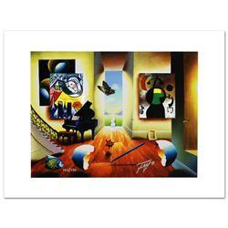 Chagall's Recital by Ferjo