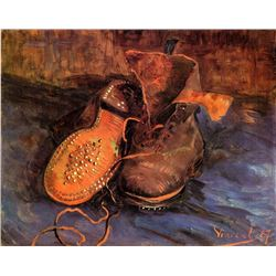 Van Gogh - A Pair Of Shoes 4