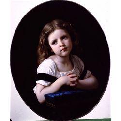 William Bouguereau - The Prayer