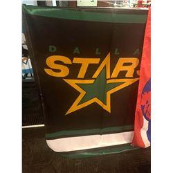 30x50 inch NHL BANNER - STARS