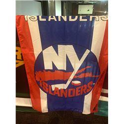 30x50 inch NHL BANNER - ISLANDERS