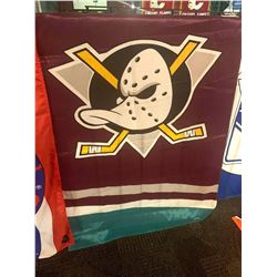 30x50 inch NHL BANNER - MIGHTY DUCKS